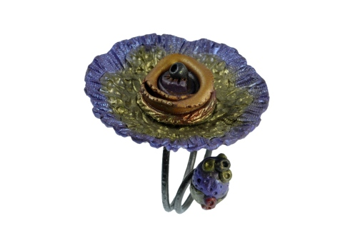 PolymerClay_WaterLily_Upright_Ring_edited-2