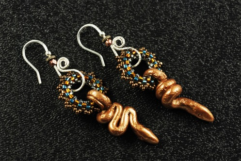 CleosSerpentHoops_Earrings