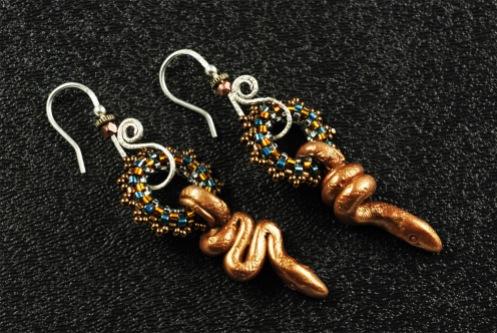 CleosSerpentHoops_Earrings
