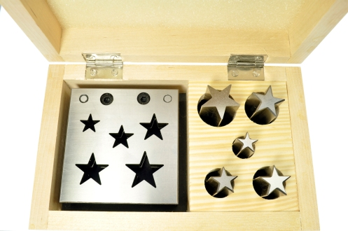 Metal Work - Tools - Star Cutter
