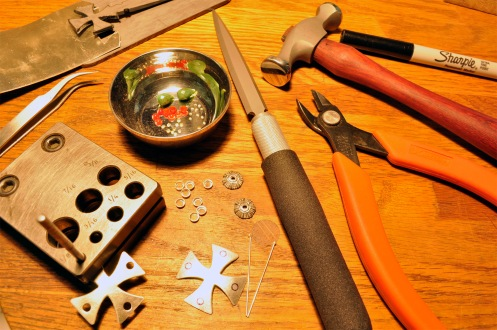 Workbench - Earrings Project