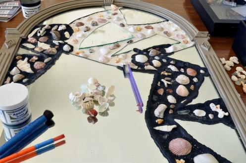 Mirror - Shell Work in Progress