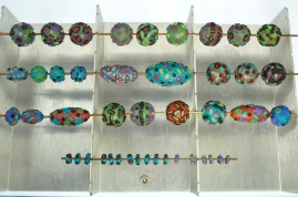 polymer-clay-beads-ready-for-the-oven