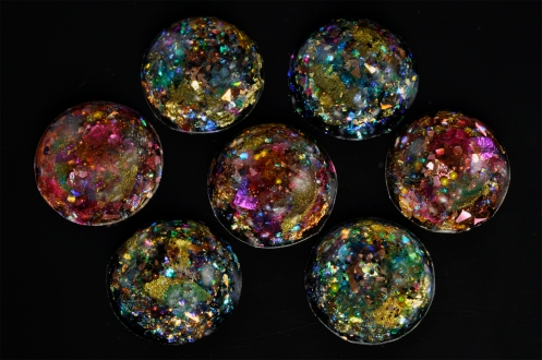 resin-faux-fire-opal-cabochons-collection